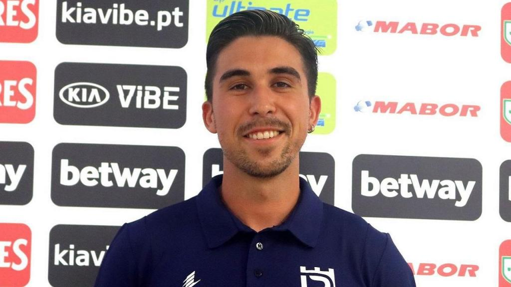 Pedro Nuno (foto Belenenses)