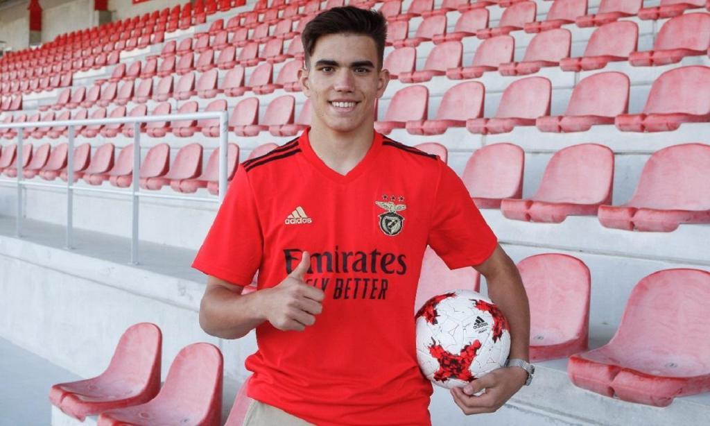 João Conceição (foto Benfica)