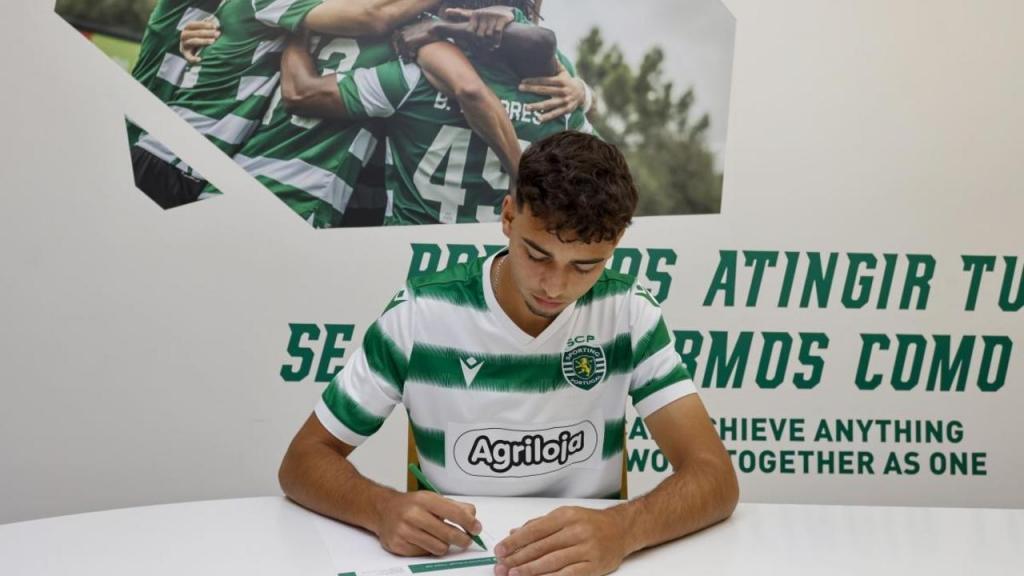 Lucas Dias (Sporting)