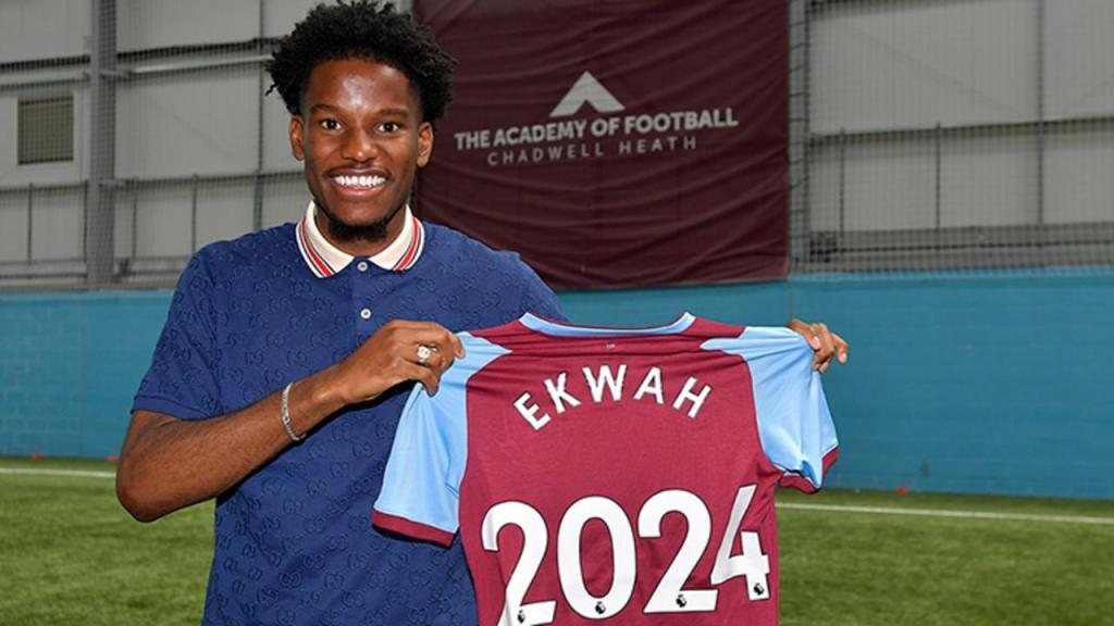 Pierre Ekwah (West Ham)