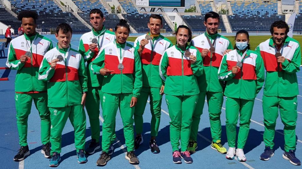 Seleção portuguesa de atletismo adaptado, nos Campeonatos do Mundo (FP Atletismo)
