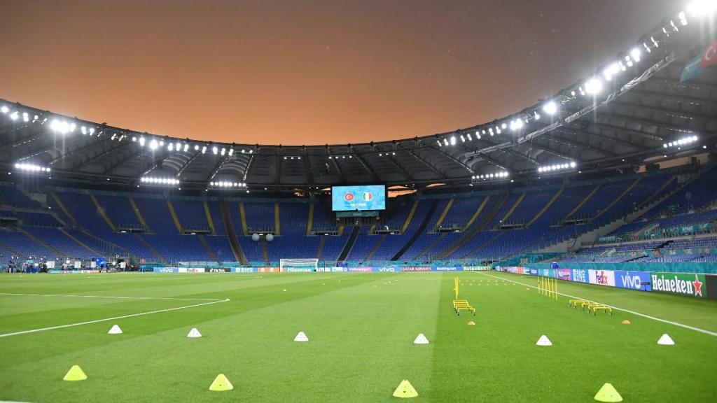 Estádio Olímpico de Roma, Euro 2020