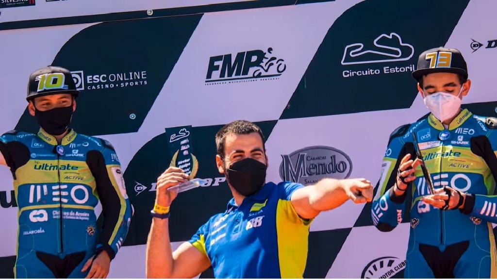 Miguel Oliveira Fan Club Team (foto: captura de vídeo)