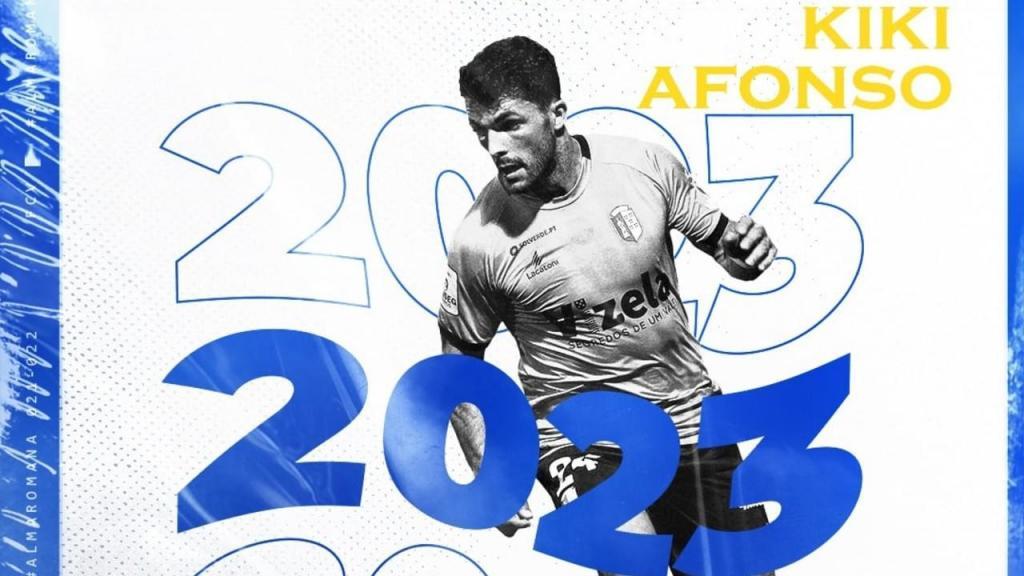 Kiki Afonso: FC Vizela