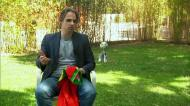 Nuno Gomes recorda as férias de 2004 que passou com a... seleção grega