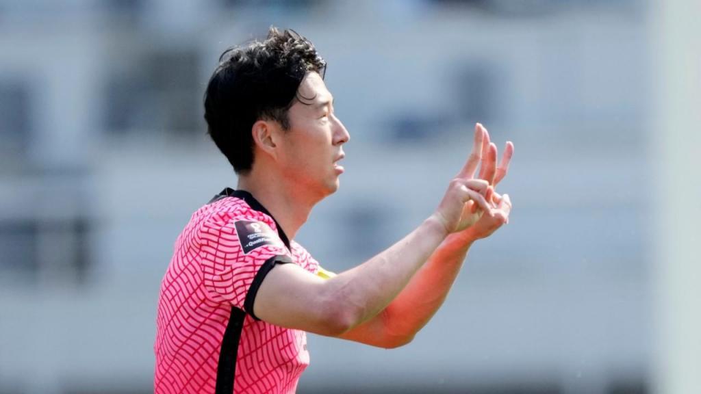 Heung-min Son (AP)