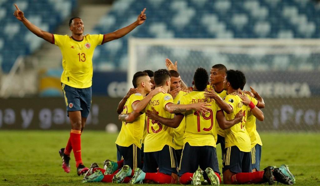 Colômbia-Equador (AP Photo/Bruna Prado)
