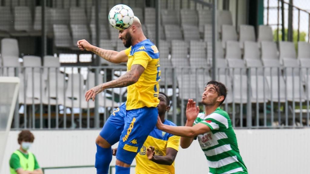 João Carlos: Estoril