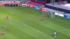 VÍDEO: guarda-redes fez autogolo incrível contra a seleção do país onde nasceu