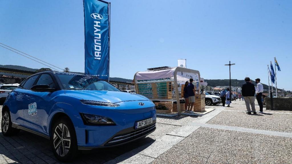 Hyundai Blue Power Tour