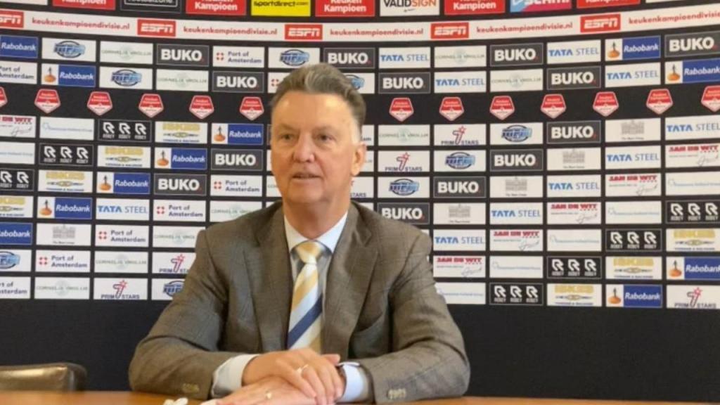 Louis Van Gaal (Telstar)