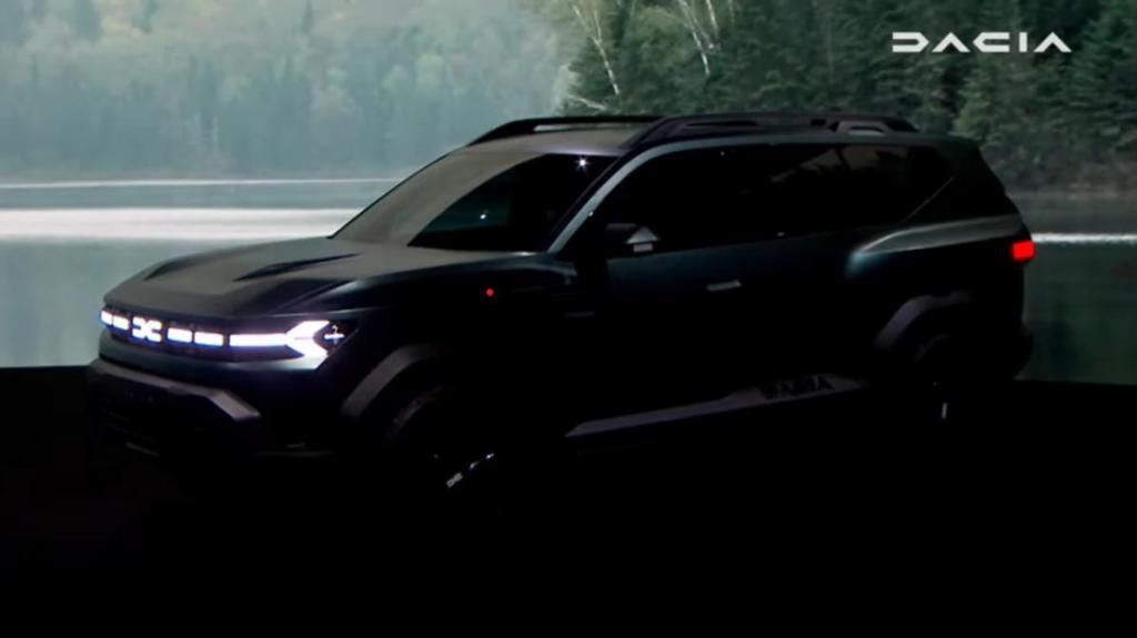 Nova imagem e logotipo para a Dacia