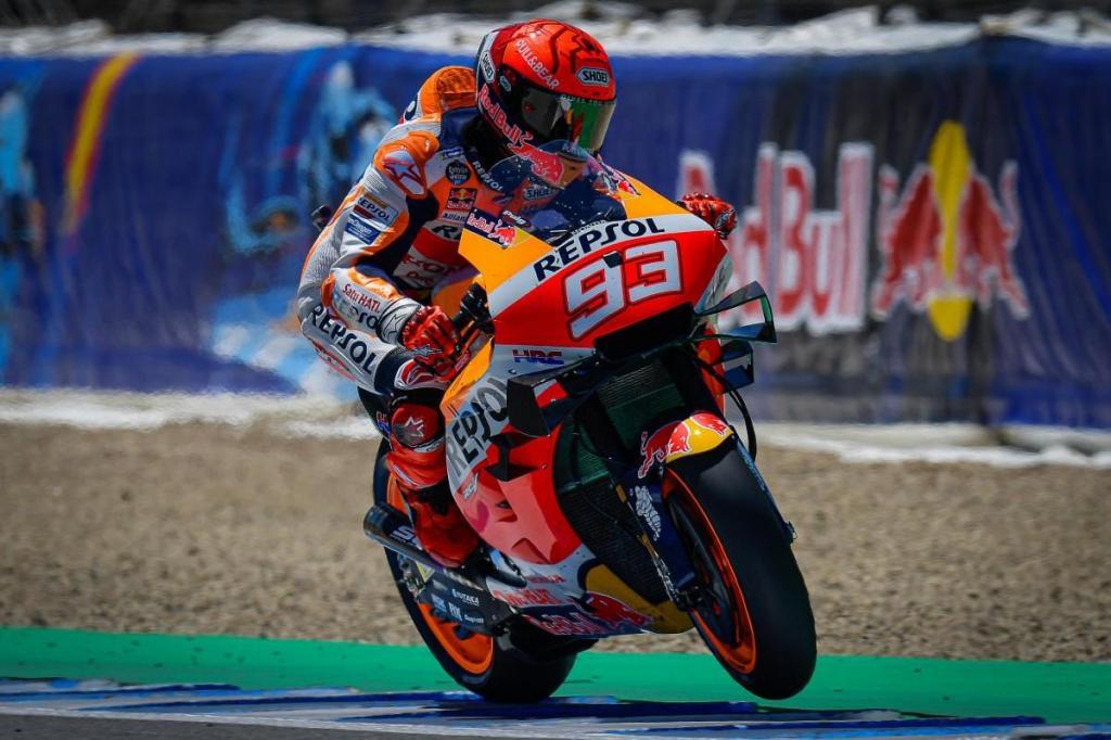Marc Márquez (imagem MotoGP)