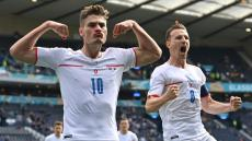Euro 2020: Patrik Schick isola-se na lista de melhores marcadores