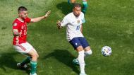 Euro 2020: Botka e Mbappé no Hungria-França (AP)