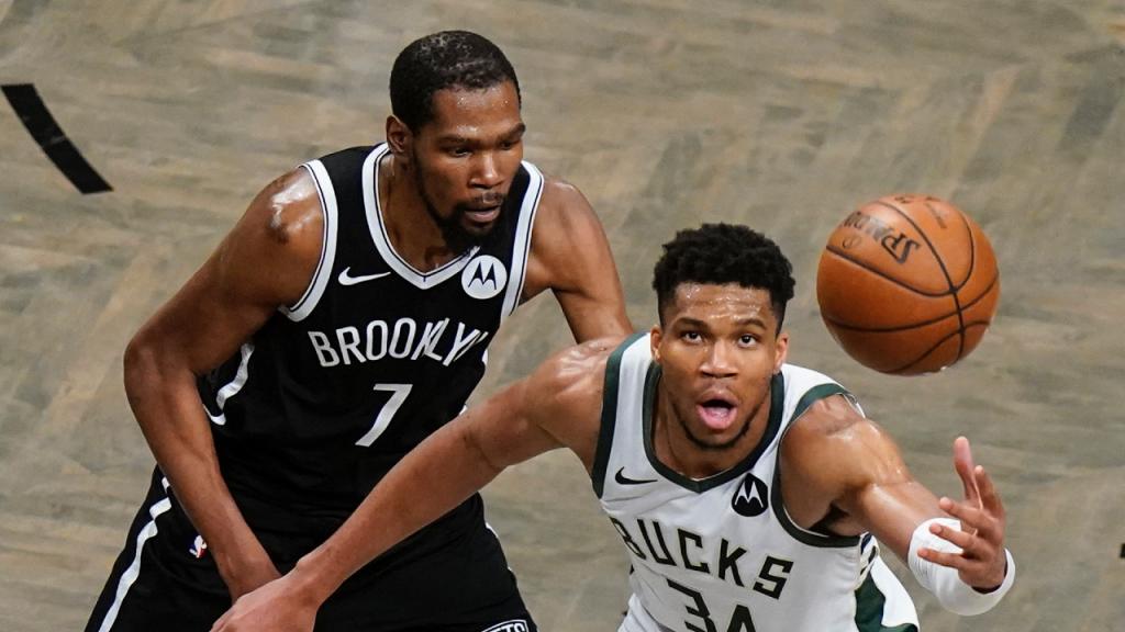 Brooklyn Nets-Milwaukee Bucks