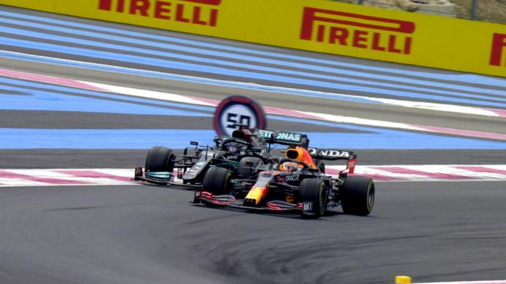 Verstappen Hamilton França