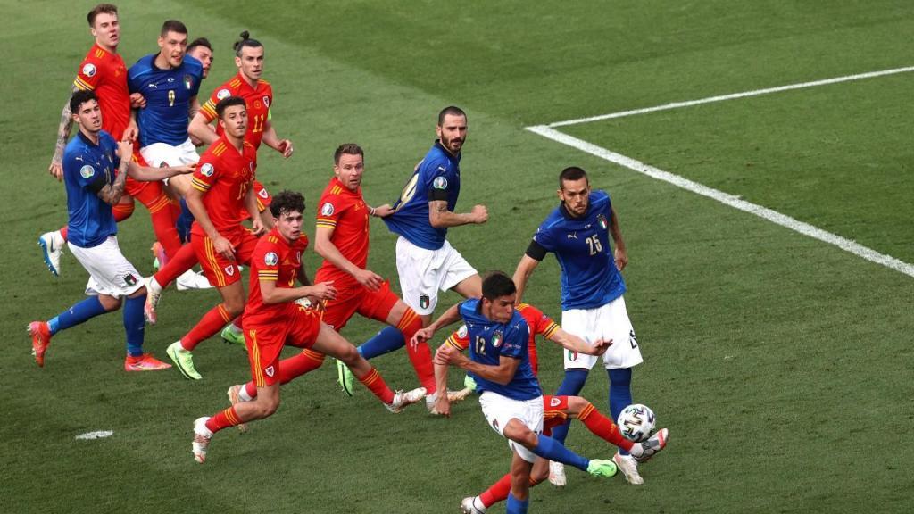 Itália-Gales (Ryan Pierse/AP)