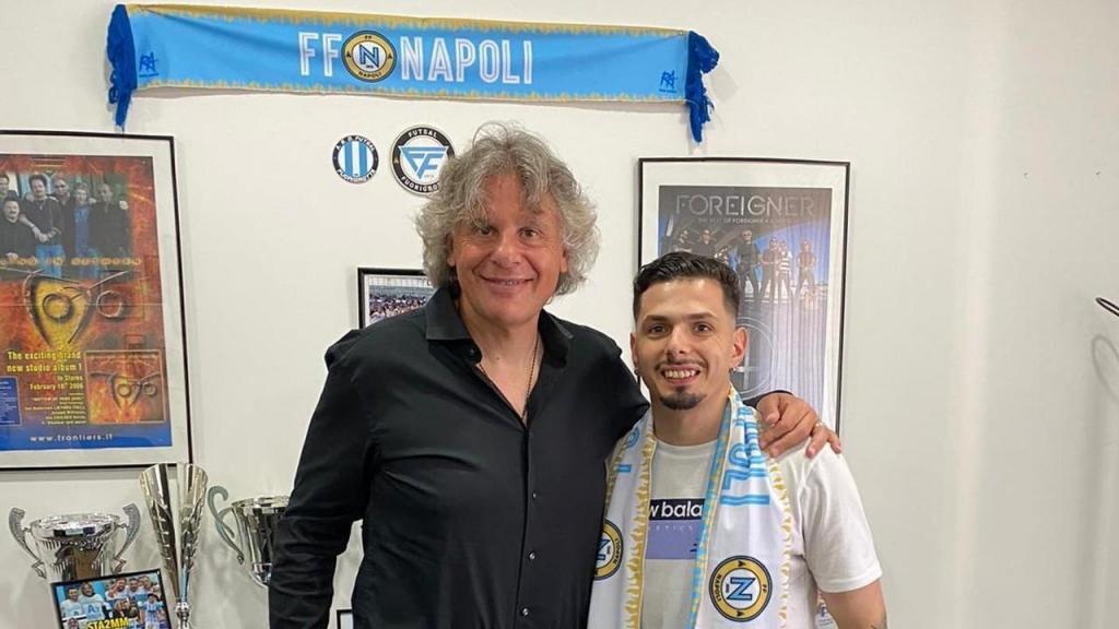 Bruno Coelho (FF Napoli)