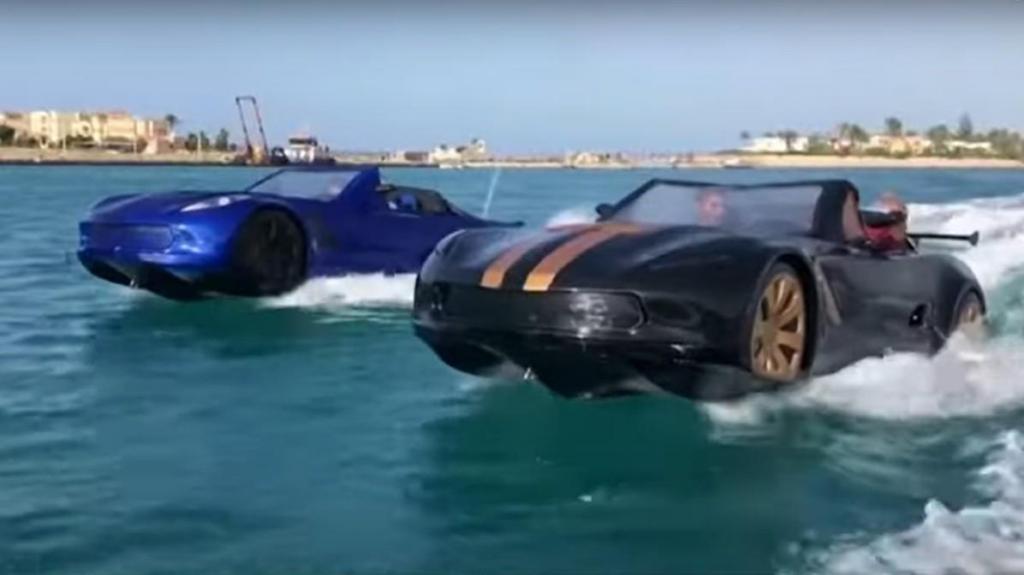 "Carros ""speed boat"""