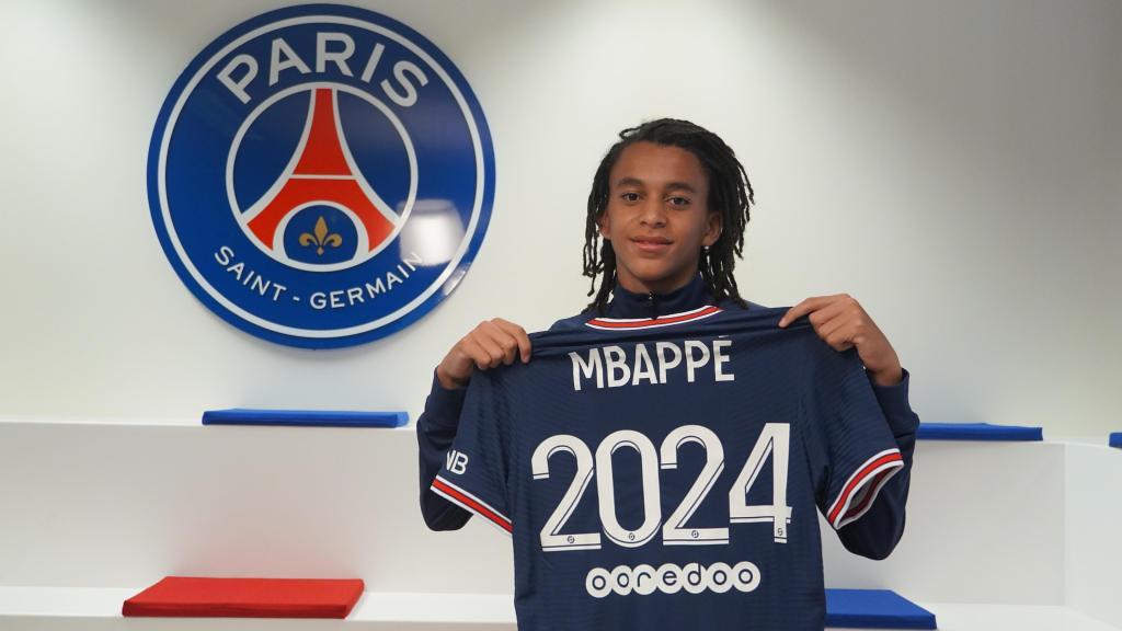 Ethan Mbappé (PSG)