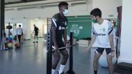 VÍDEO: foi assim a manhã do primeiro dia da pré-época do campeão Sporting
