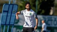 Ruben Amorim no primeiro treino da época do Sporting (Sporting CP)