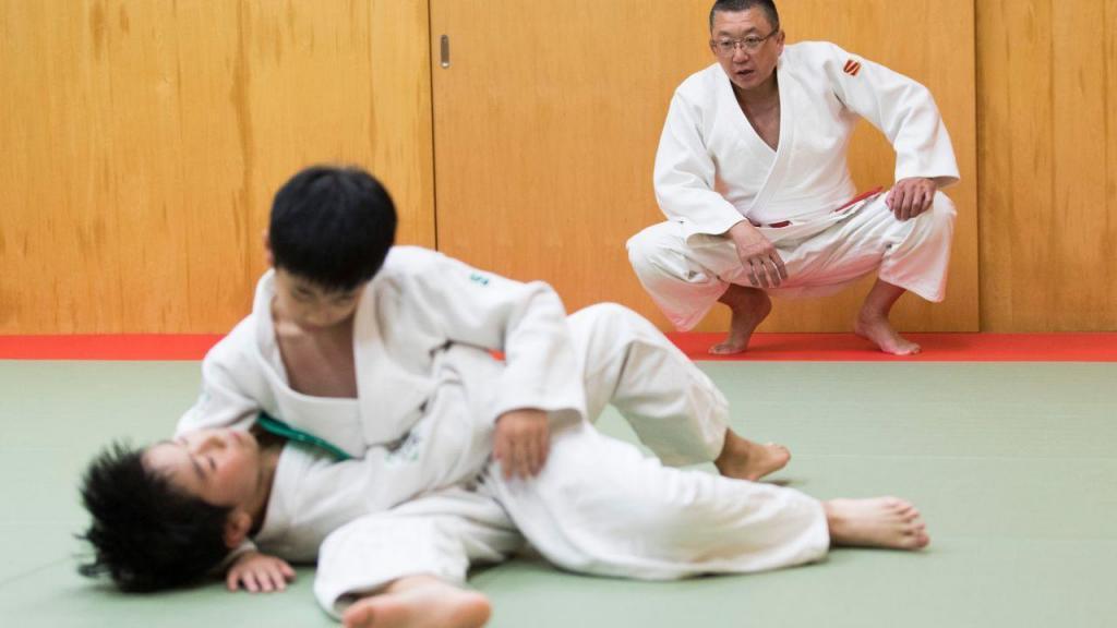 Judo em Taiwan
