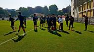 Terceiro dia de treinos da pré-época do Boavista (RJC)