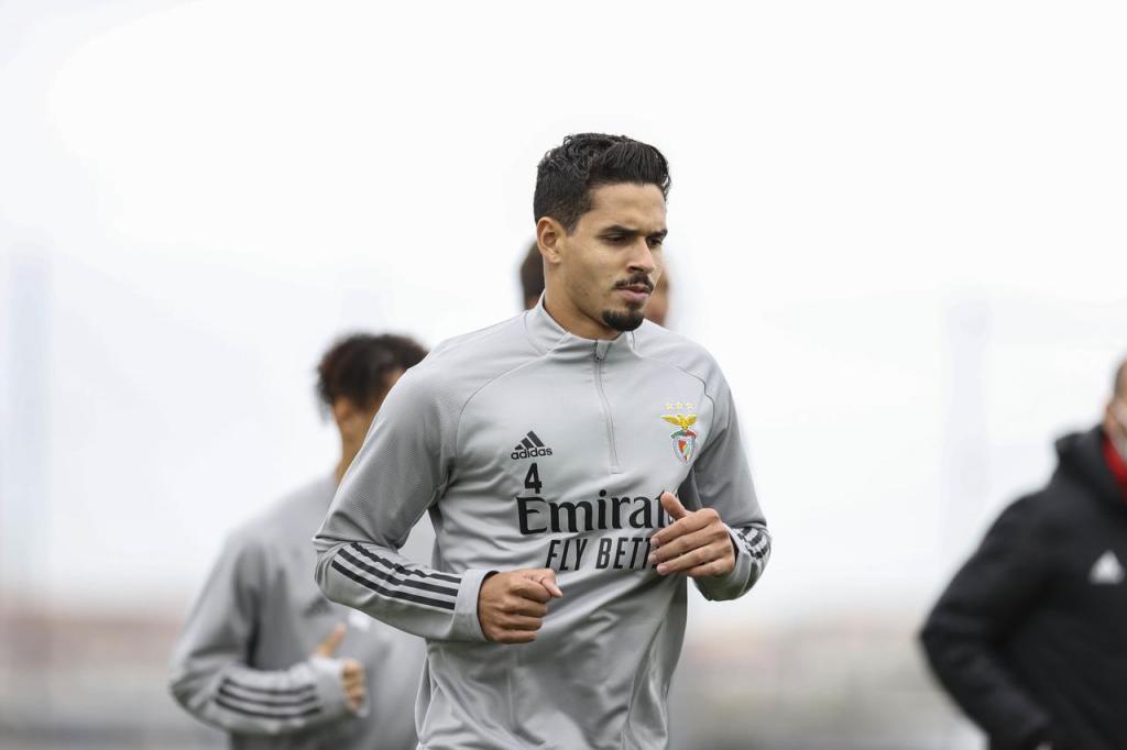 Lucas Veríssimo (foto Benfica)