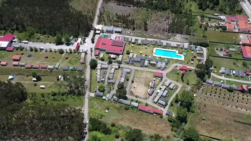 Dois adolescentes em estado grave após explosão em parque de campismo em Alcobaça