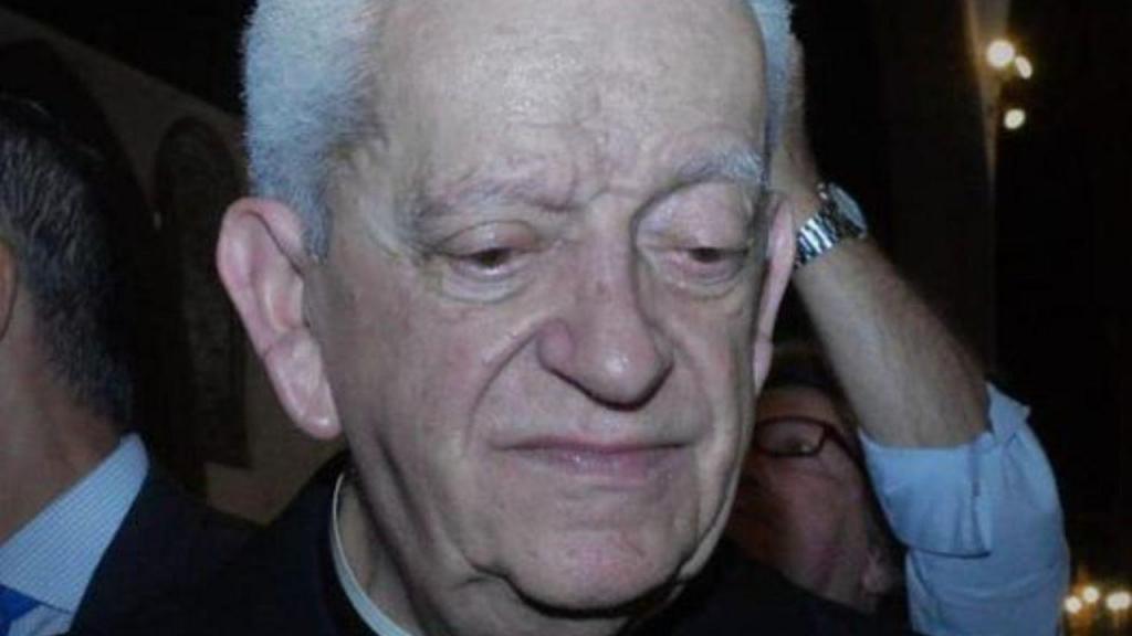 António Damasceno de Sousa, antigo cónego da Sé do Funchal