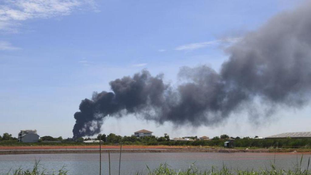 Explosão em Banguecoque