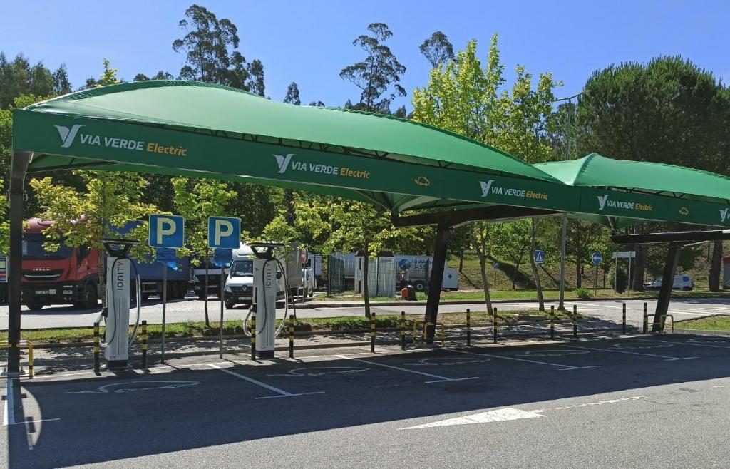 Via Verde Electric em Barcelos