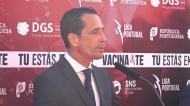 Vacinação nas equipas da Liga vai arrancar: quem vai à Europa tem prioridade
