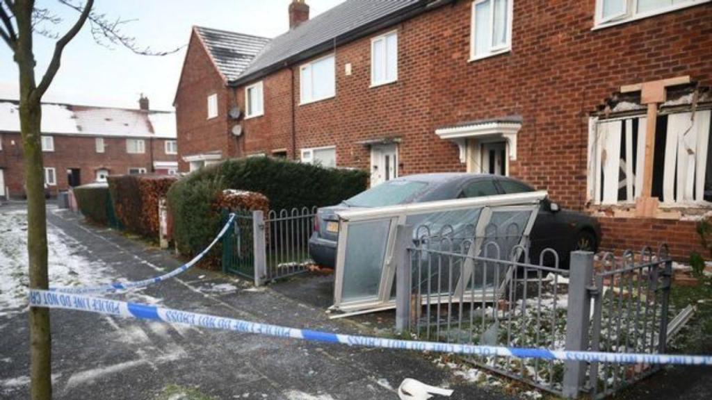 Explosão em Manchester