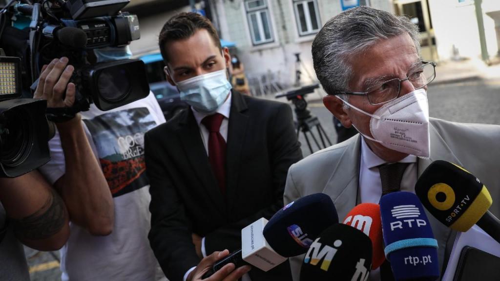 Magalhães e Silva, advogado de Luís Filipe Vieira