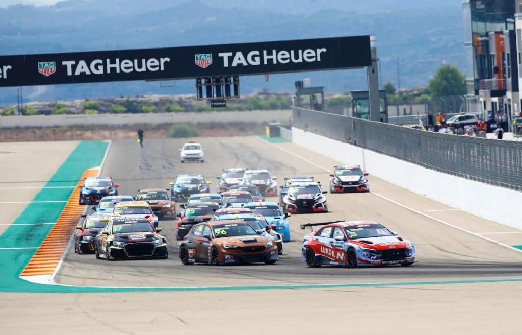 WTCR Espanha (imagem WTCR)