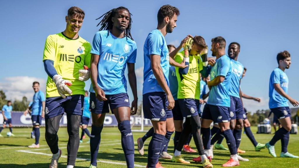 Treino FC Porto (FC Porto)