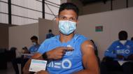 Plantel do FC Porto já foi vacinado contra a covid-19