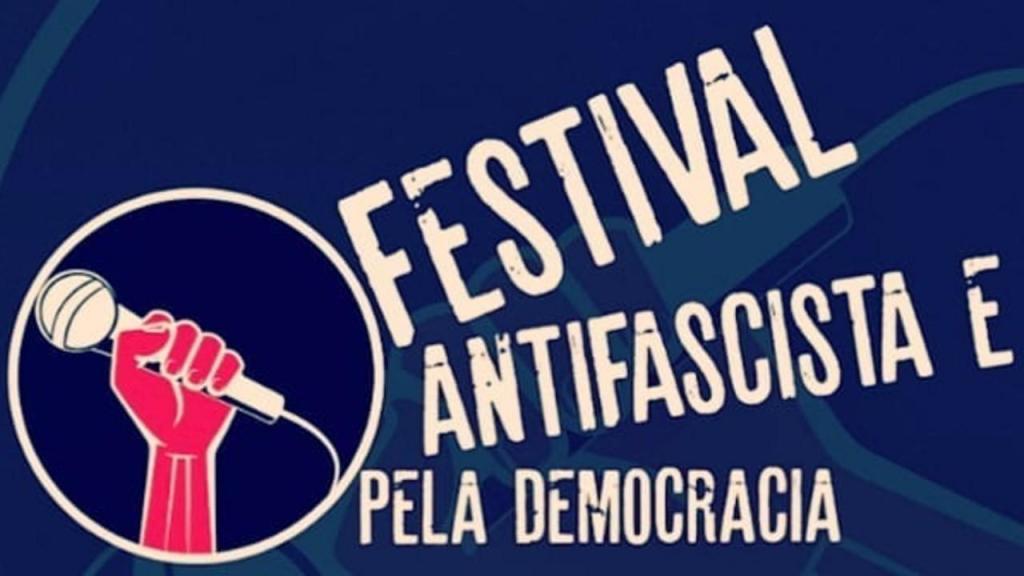 Slogan do Festival de Jazz do Capão