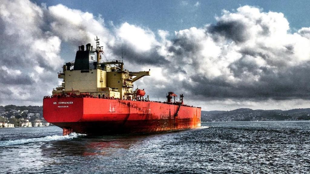 Barcos de mercadorias mais poluentes (Foto: Bahadir Civan/Pexels)