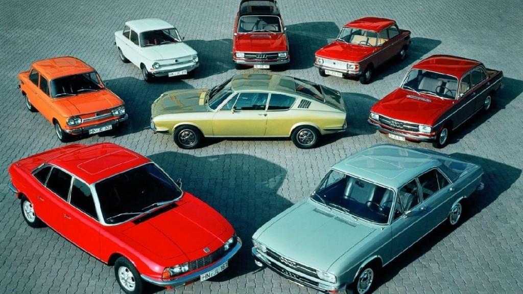 Audi 50 anos do slogan