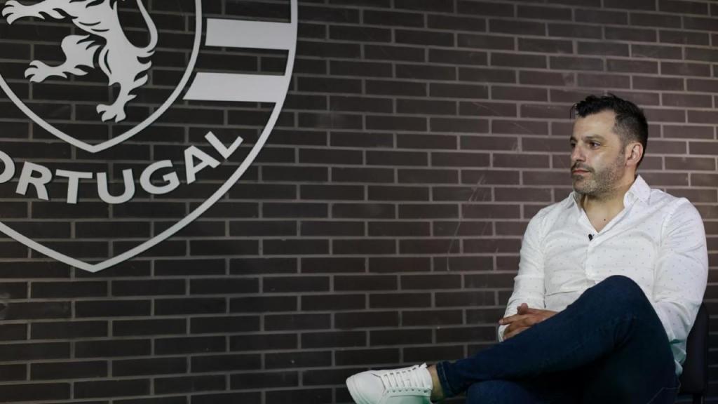 Carlos Carneiro é o novo diretor de Andebol do Sporting
