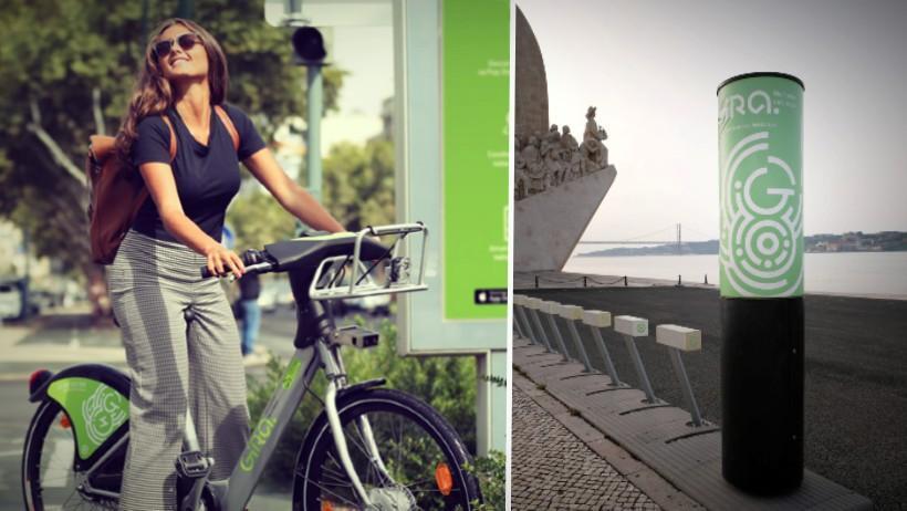 Lisboa recebe novas estações GIRA (foto: Iolanda Vilarinho/EMEL)