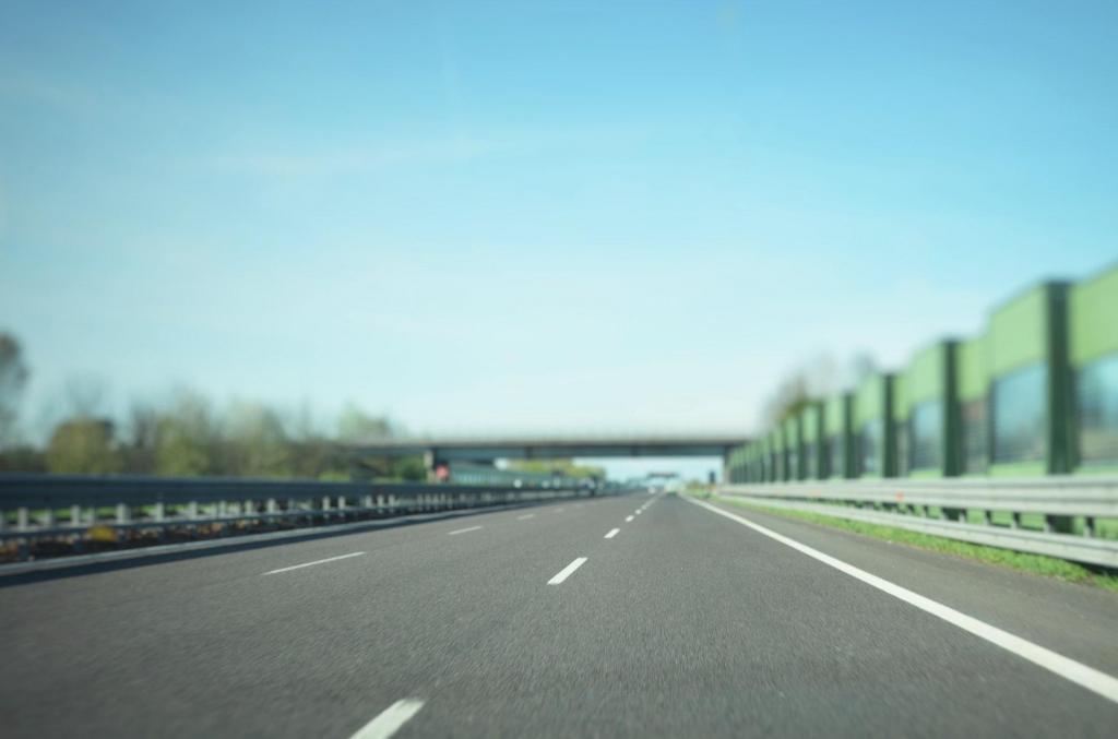 Autoestrada (imagem Heorhii Heorhiichuk/Pexels)