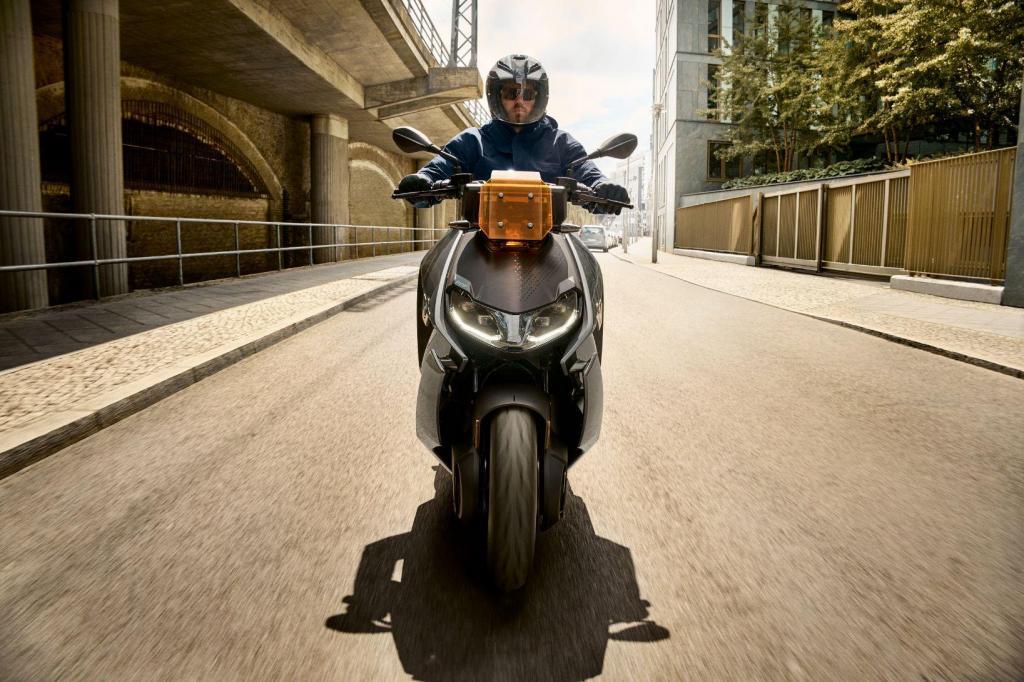 BMW CE 04 será um novo capítulo de mobilidade para a marca bávara