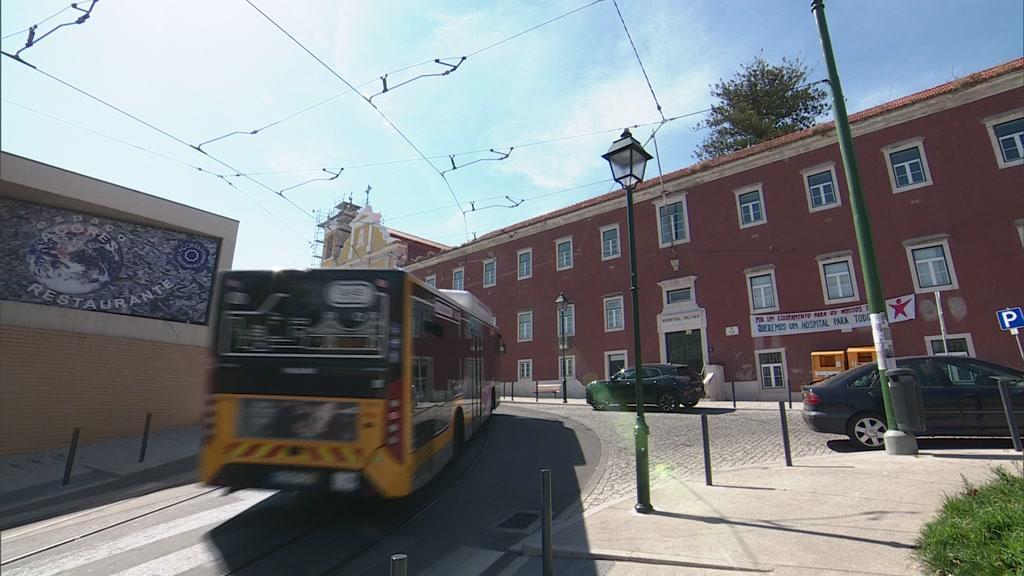 Investigação TVI: auditoria arrasa obra militar no hospital de Belém