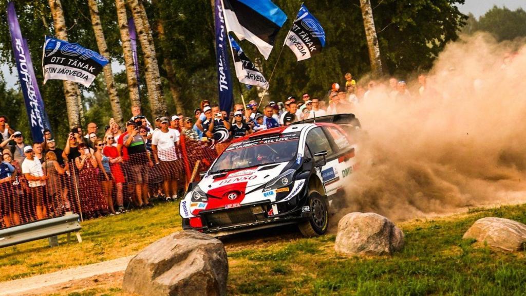 Kalle Rovanpera (imagem: WRC)
