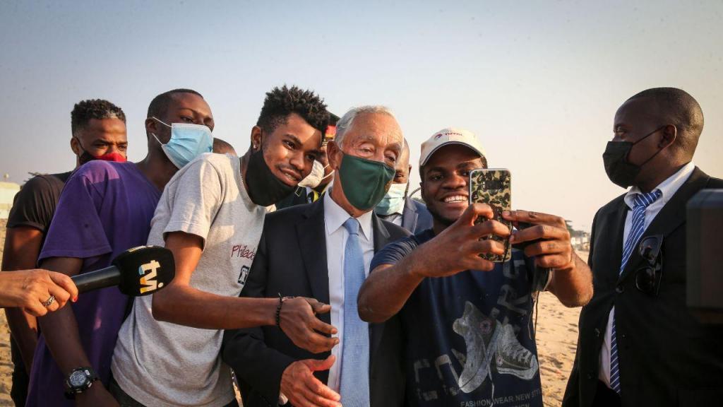 Angola: Presidente da República Marcelo Rebelo de Sousa desloca-se a Luanda